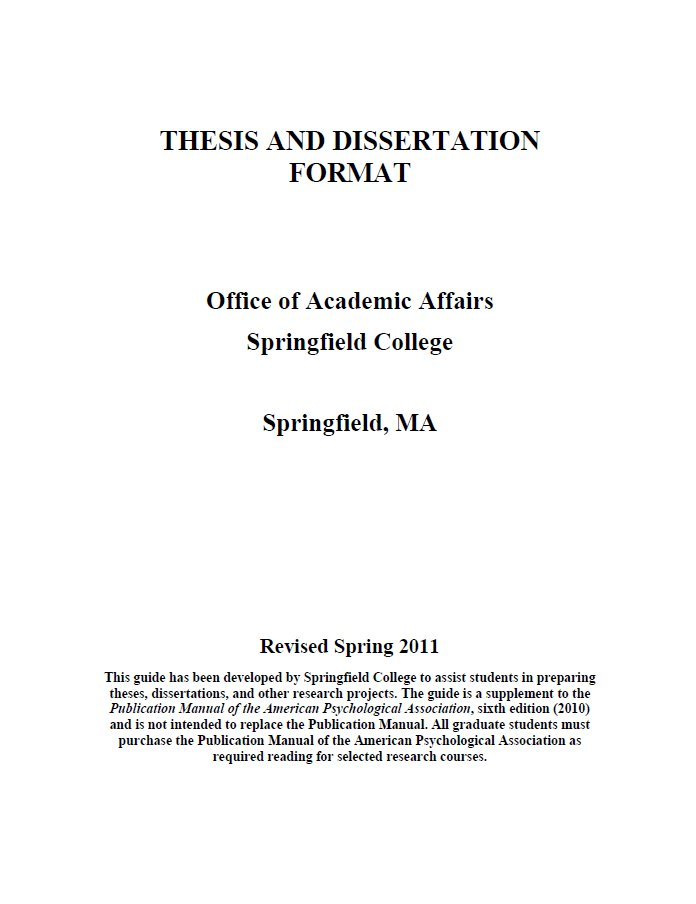 Publishing an Entrance Dissertation to your Individual Christian College